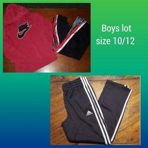 Boys 10/12 LOT